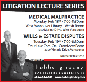 Litigation Lecture Series